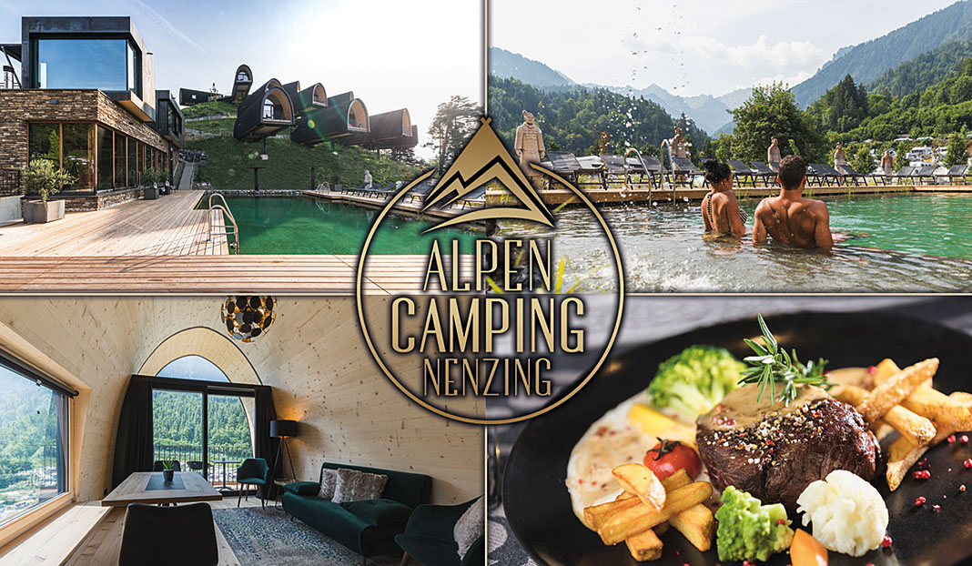 Alpencamping Nenzing *****