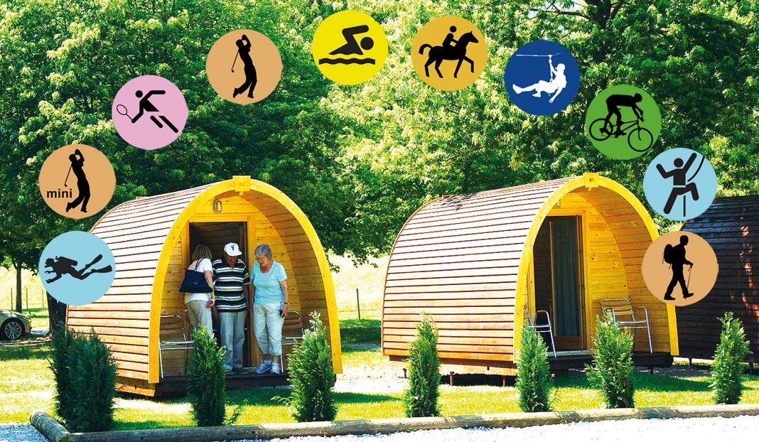 Camping Melezza ****