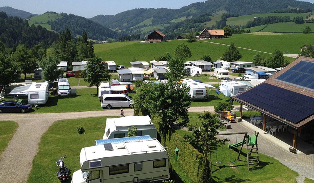 Camping Bächli