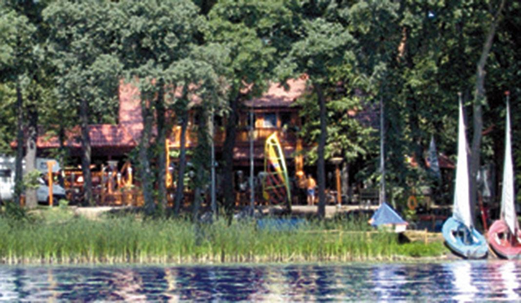 Campingpark Sanssouci zu Potsdam