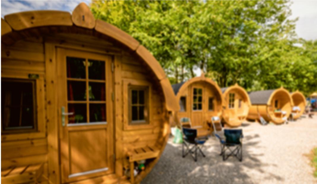 Campingplatz Horn ***