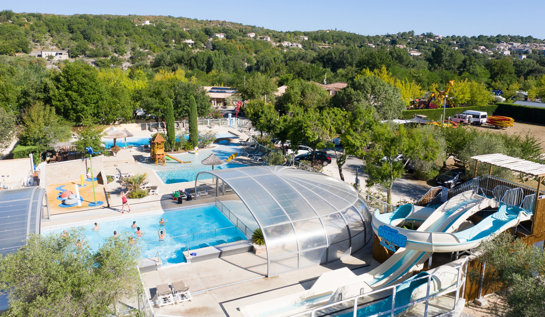 Camping Les Coudoulets ****