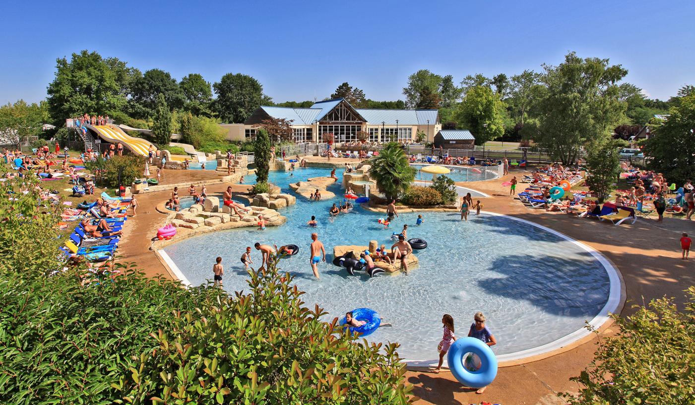 Castel Camping Parc de Fierbois *****