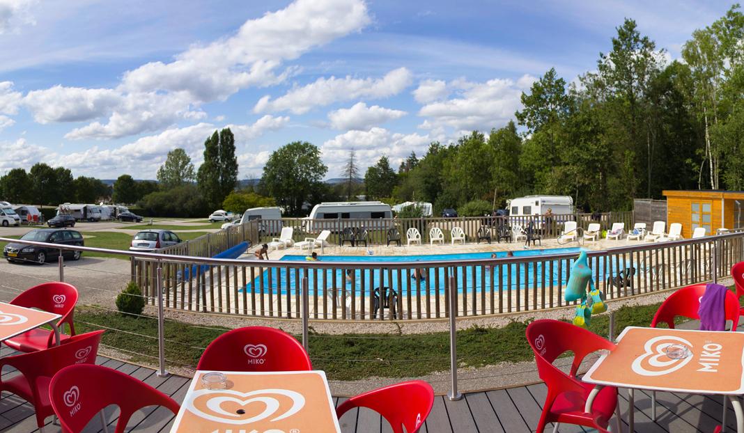 Camping Porte des Vosges ***