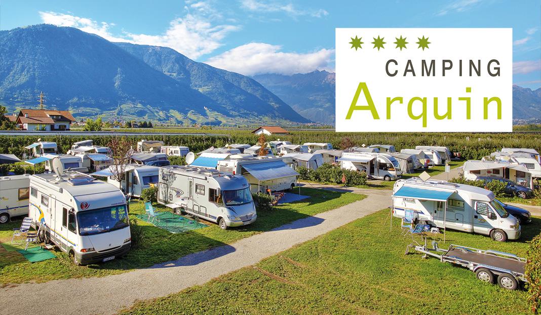 Camping Arquin/Südtirol ****
