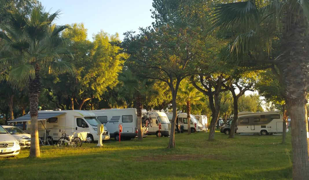 Camping Village Eurcamping Roseto ***