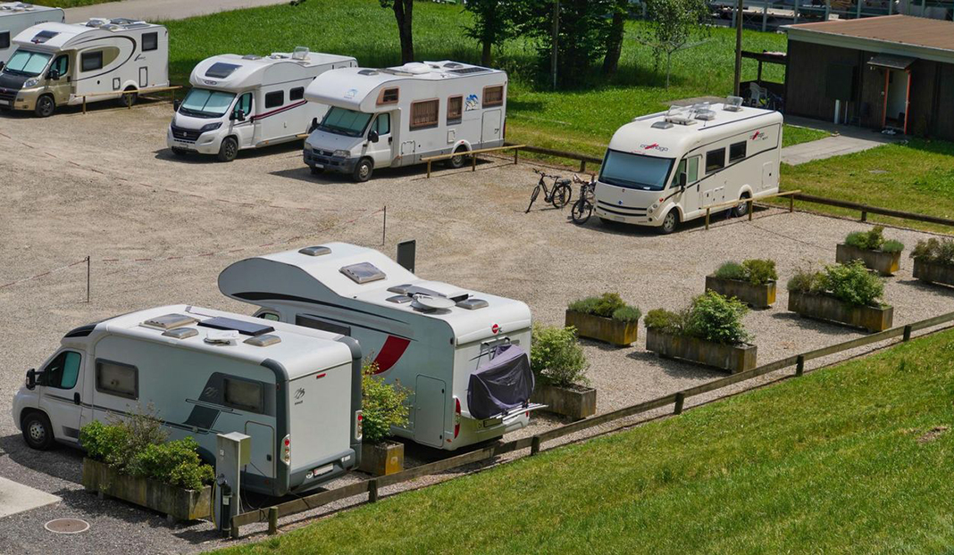 Wohnmobil Stellplatz Willisau