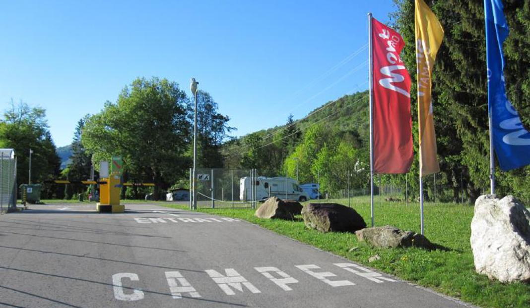 Camper Area Tamaro