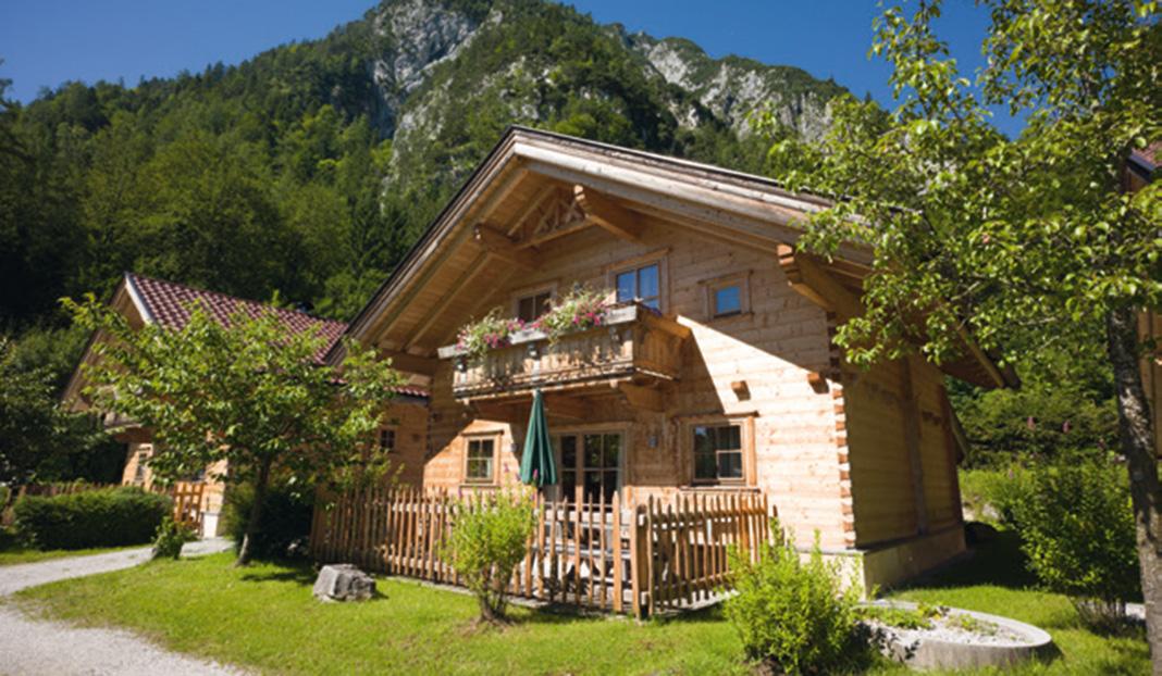 Karwendel Camping&Achenseer Hüttendörfl