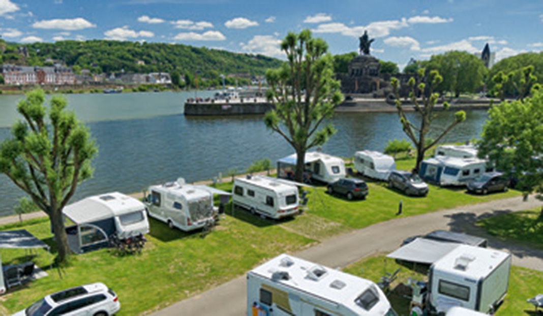 Knaus Campingpark Koblenz