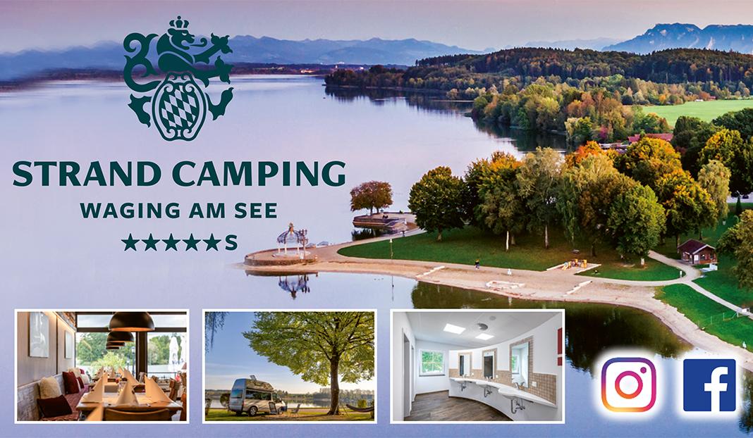 Strandcamping Waging *****