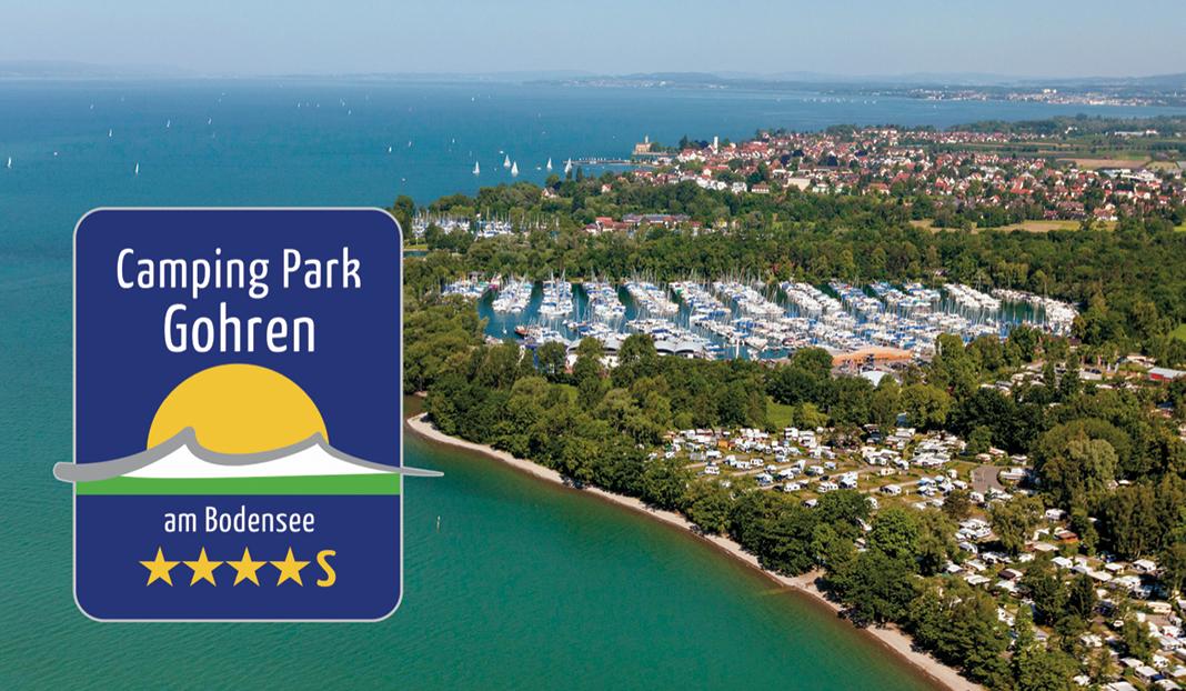 Campingpark Gohren am Bodensee ****