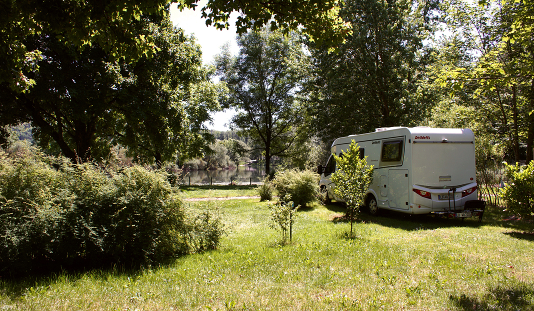 Camping de Besançon ***